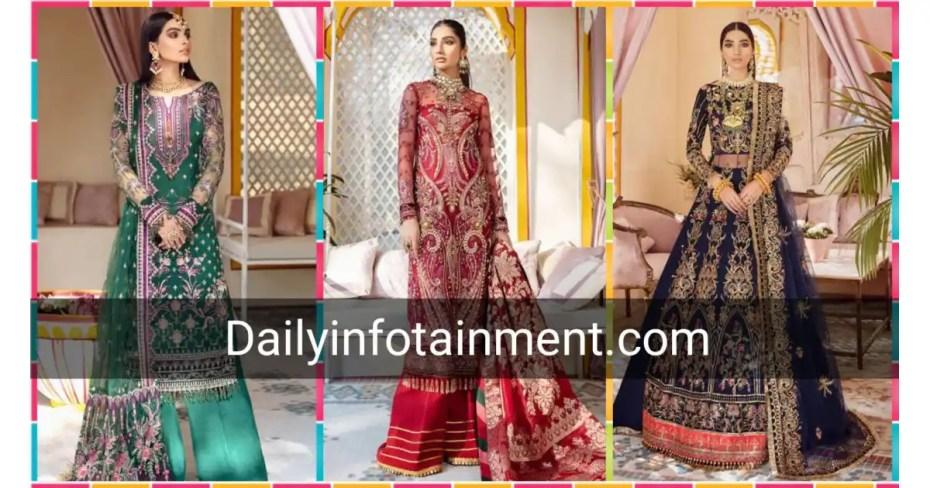 Gulaal | Luxury Formals | Wedding Collection 2020