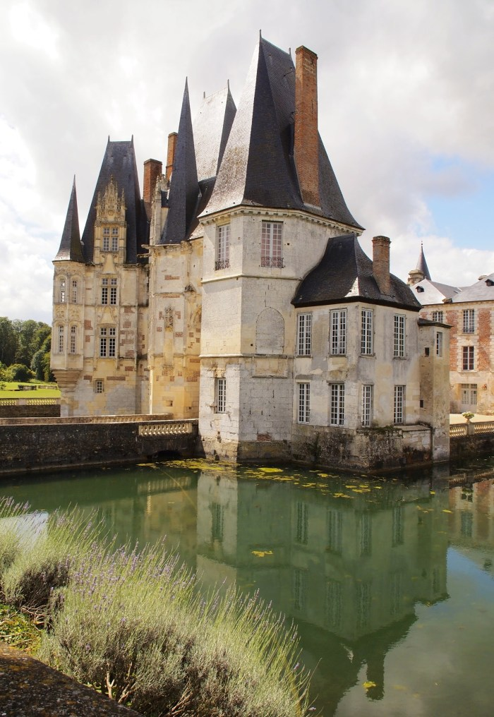 Chateau D'O in Mortree (Lower Normandy)
