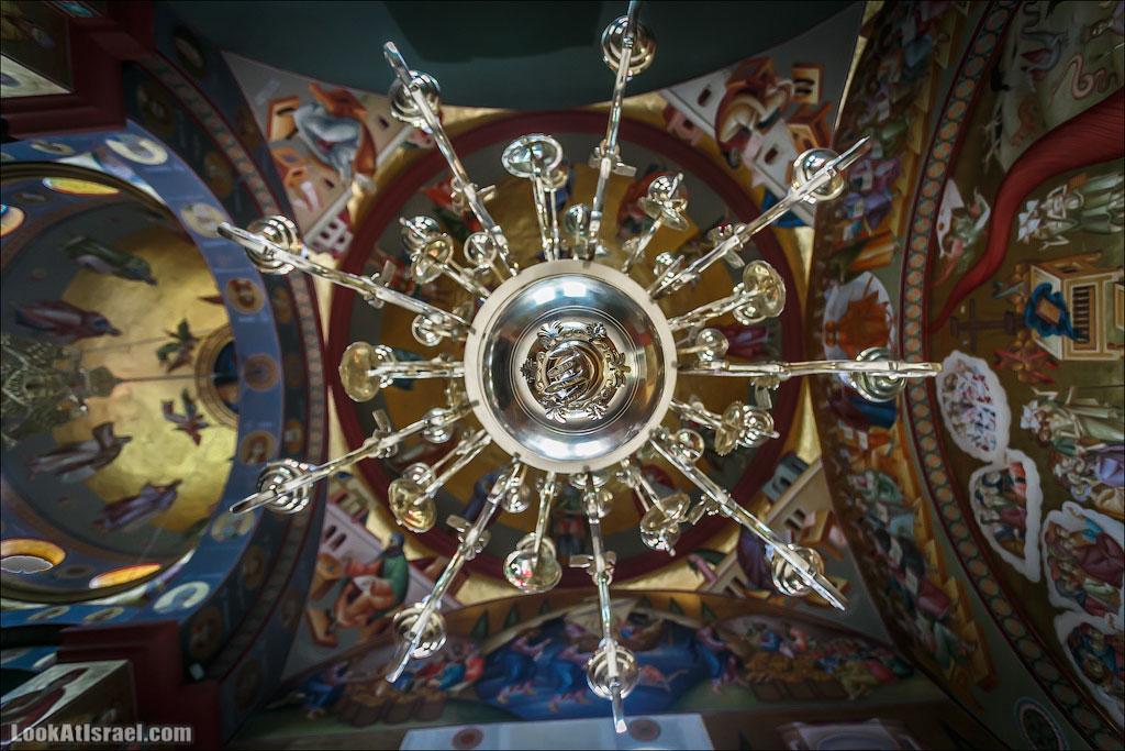 Под куполами церквей и монастырей | LookAtIsrael.com - Фото путешествия по Израилю