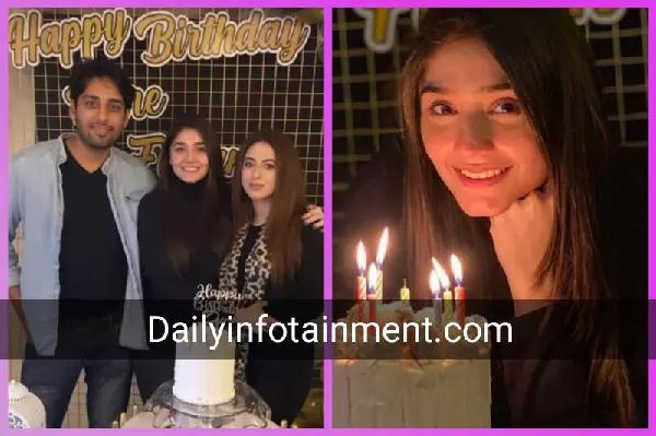 Bharaas Starrer Dur-e-Fishan Beautiful Pictures from Her Birthday