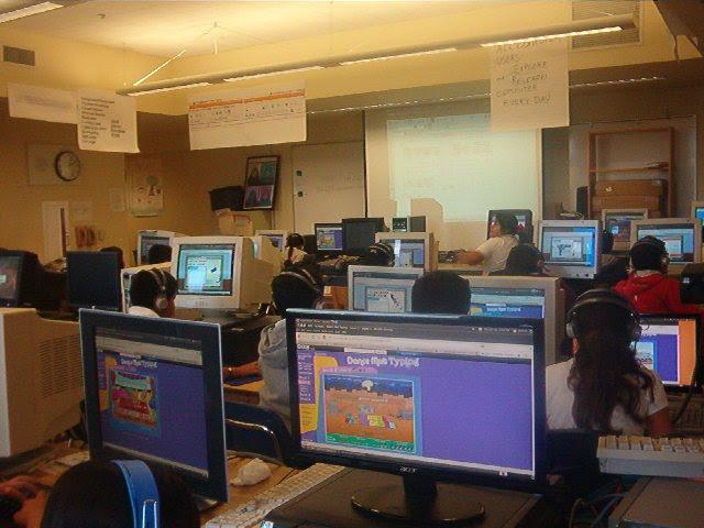 ASCEND computer lab