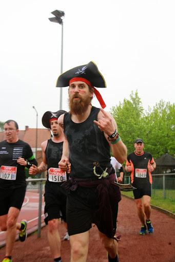 piraten op de krottegemse corrida