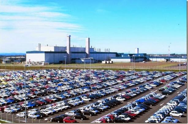 Fabrica Chevrolet Brasil