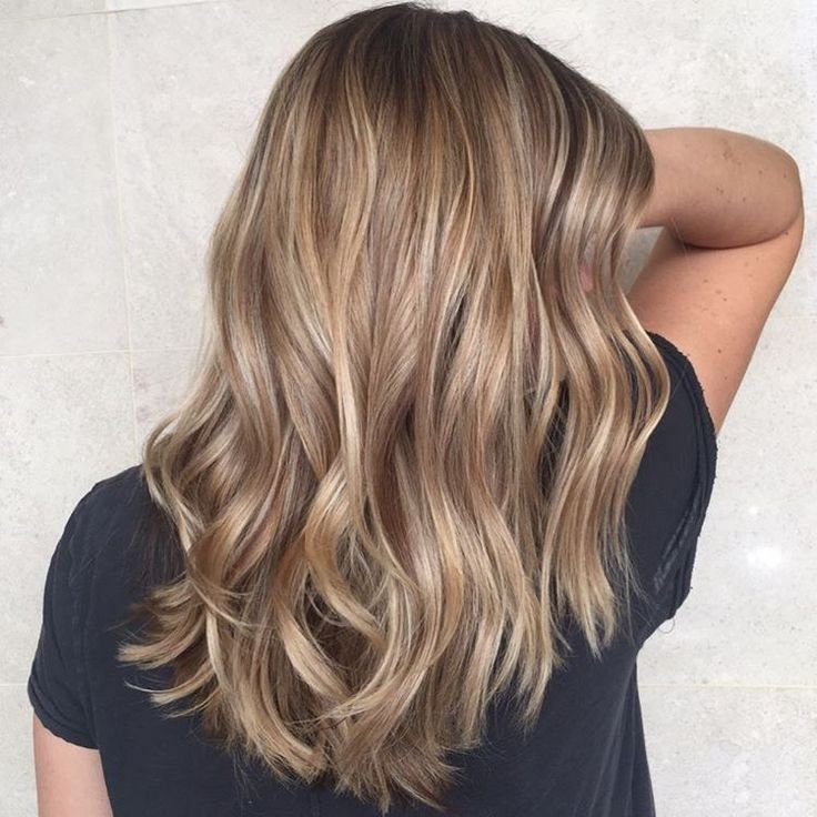 33 Stylish Light Brown Hair Color Styles 2d