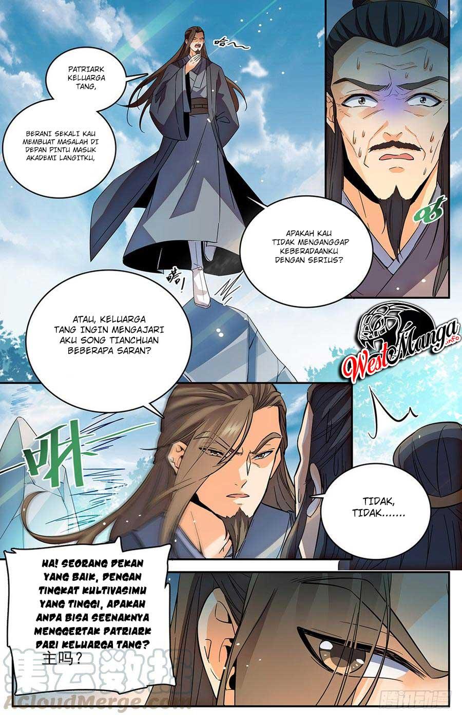 Lian Fei Wei Bao: Chapter 26 - Page 11