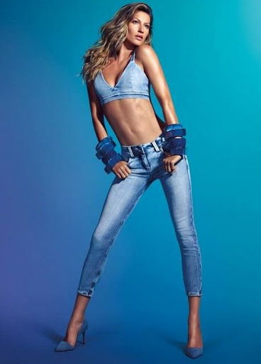 Gisele Bundchen Height