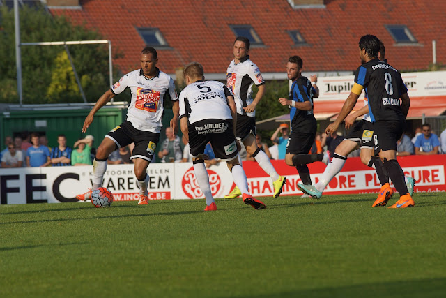 Roeselare tegen Brugge