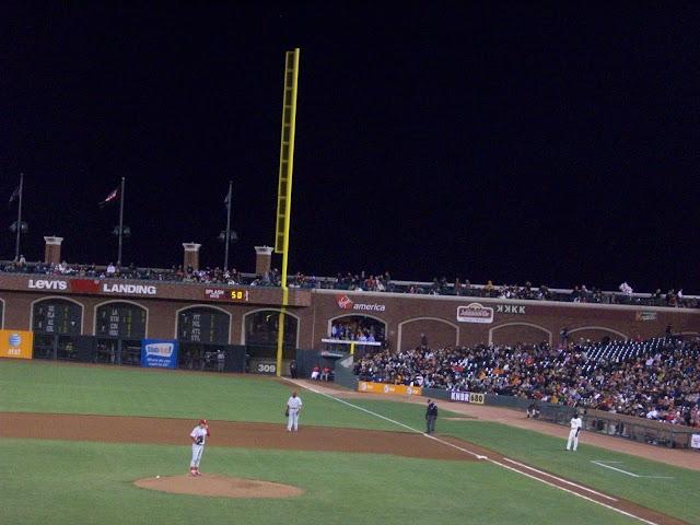 IVLP 2010 - Baseball in San Francisco - 100_1361.JPG