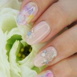 wedding nail art design Ideas 2016