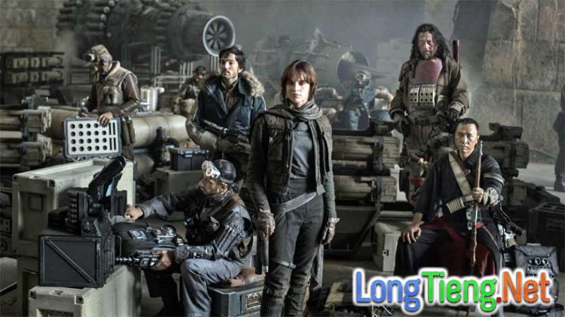 Chiến tranh giữa các vì sao: Ngoại truyện - Star Wars: Rogue One - A Star Wars Story
