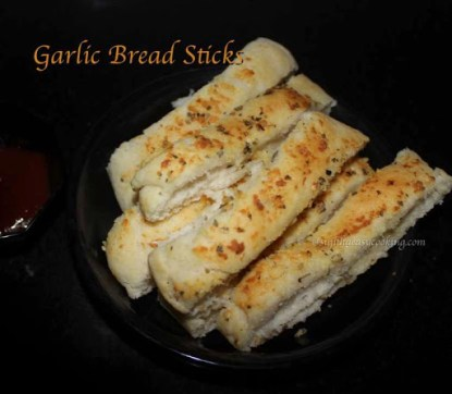 Garlic Bread Sticks3