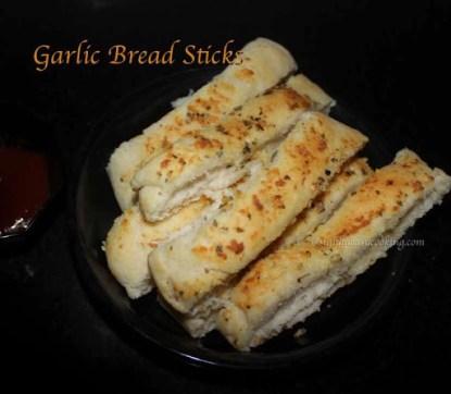 Garlic Bread Sticks3