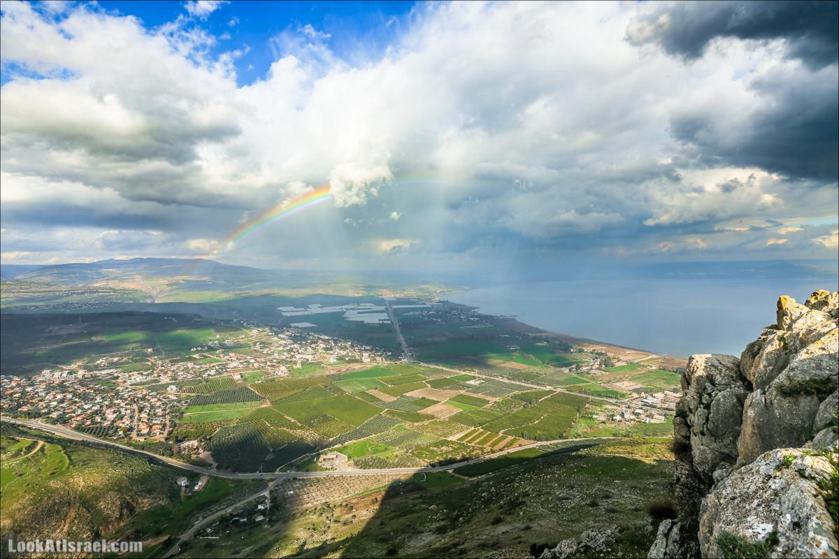Беспощадная красота с вершины и вокруг горы Арбель