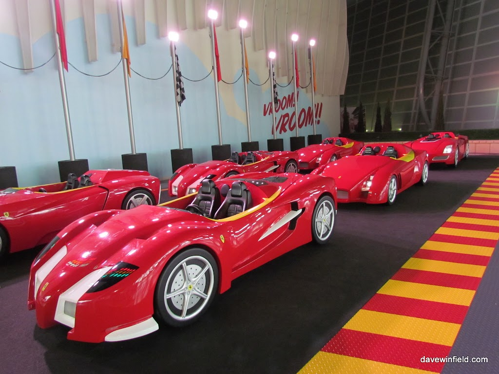 0510Ferrari World