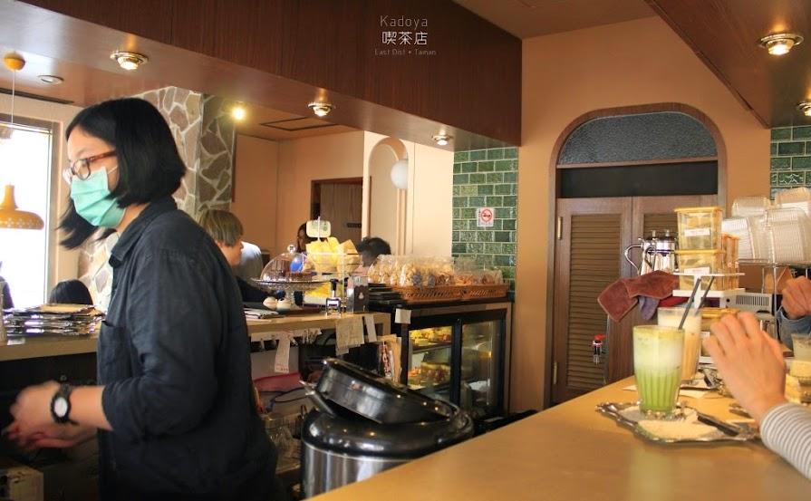 台南東區咖啡館,Kadoya喫茶店-4
