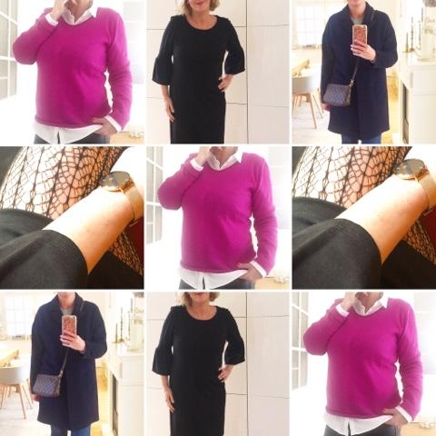 WERBUNG Drei perfekte Kleidungsstücke für einen Wochenendtrip