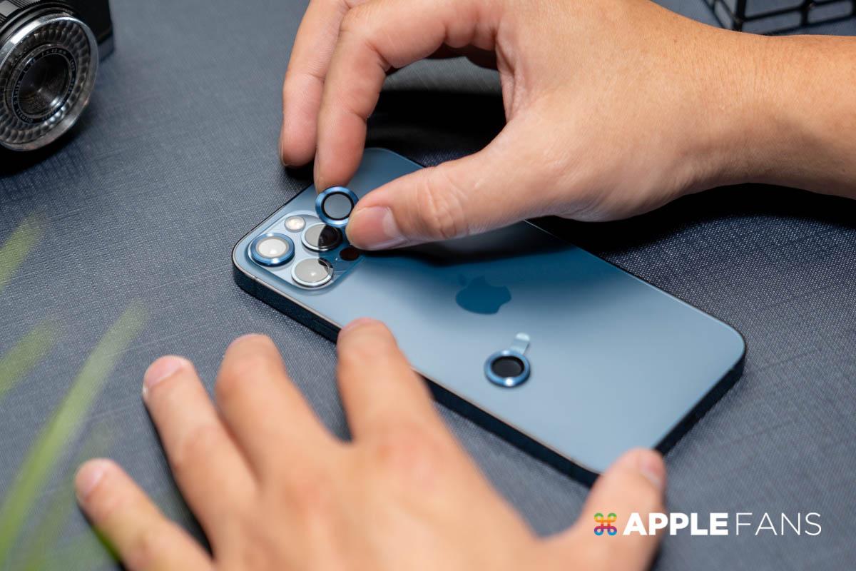 iPhone 12 Pro 鏡頭貼 Simmpo 鏡頭貼