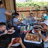 O masa de pranz delicioasa: pizza