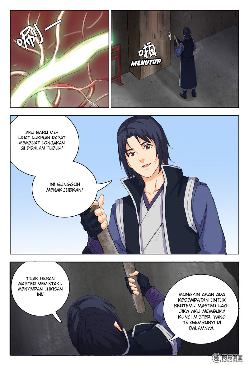 Deity's Path through Ten Thousand Worlds: Chapter 08 - Page 1