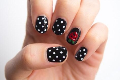 easy cool nail art design for women 2016  styles 7