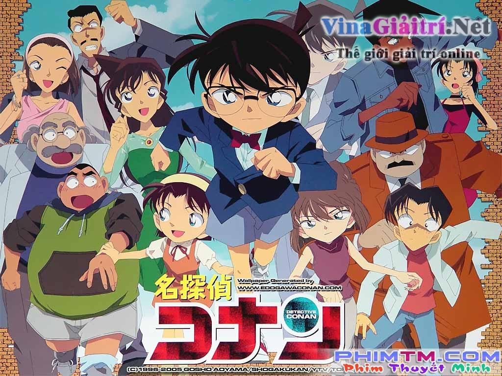 Thám Tử Lừng Danh Conan - Detective Conan