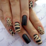 latest nail art  for fall winter 2015 2016