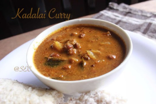 Kadalai Curry3