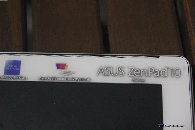 ASUS ZenPad 10 Z300CL Review - TechSlack