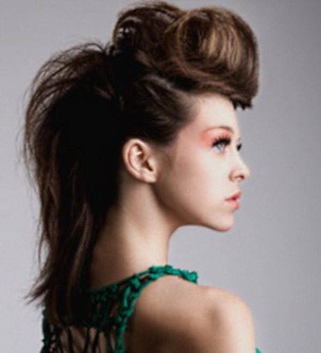 Medium Rock Hairstyles For Women 2016 Styles 7