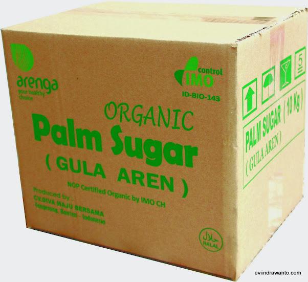 minum kopi sehat bersama arenga organic palm sugar