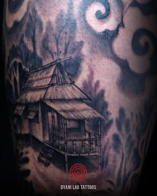 Aswang - Dyani Lao Tattoos and Art