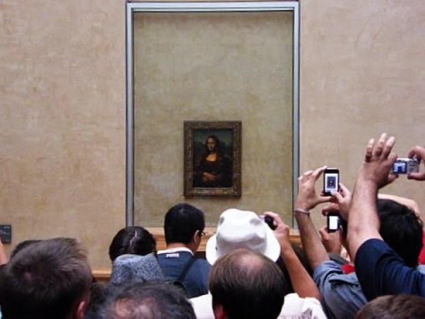 59 Rivoli. Gioconda en el Louvre