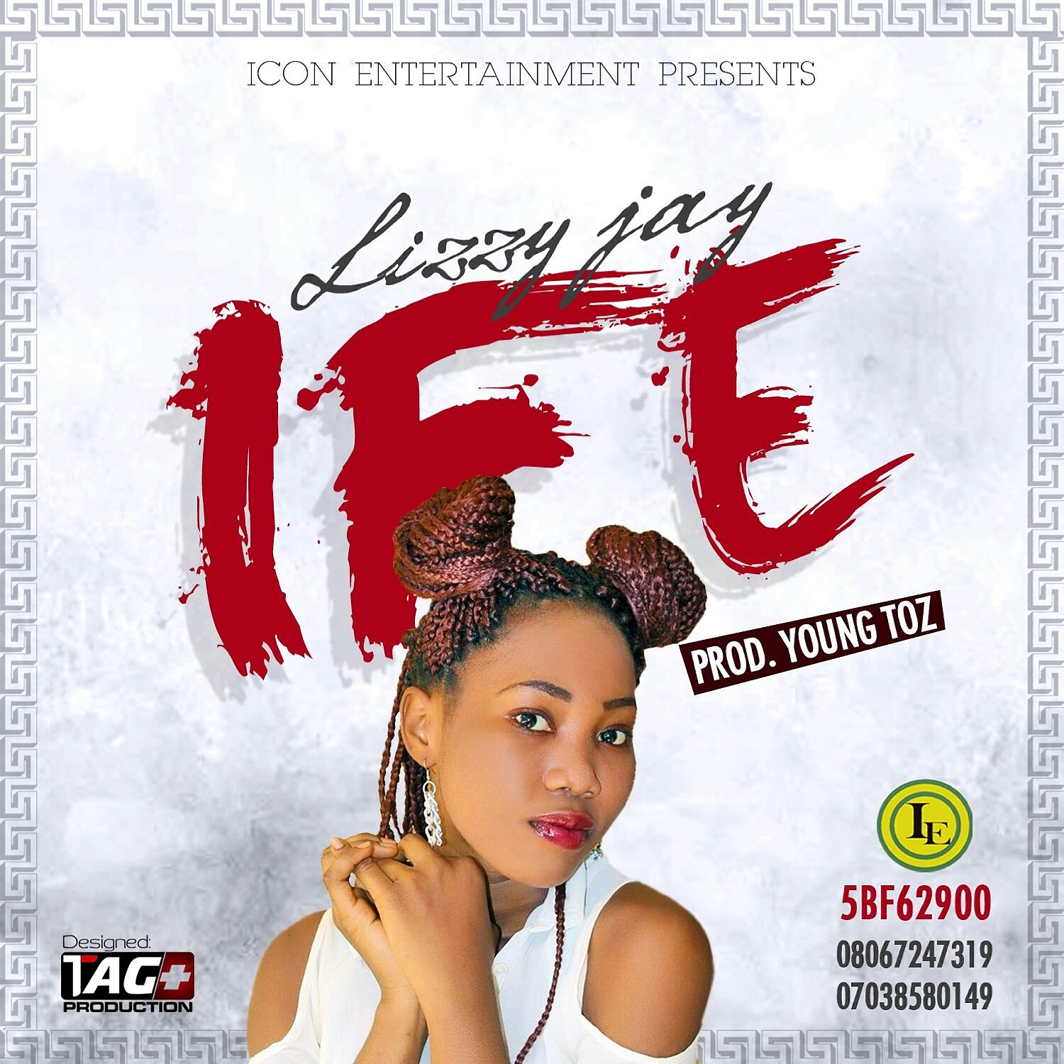 Lizzy Jay - Ife (Love) - [Prod. By Young Toz]