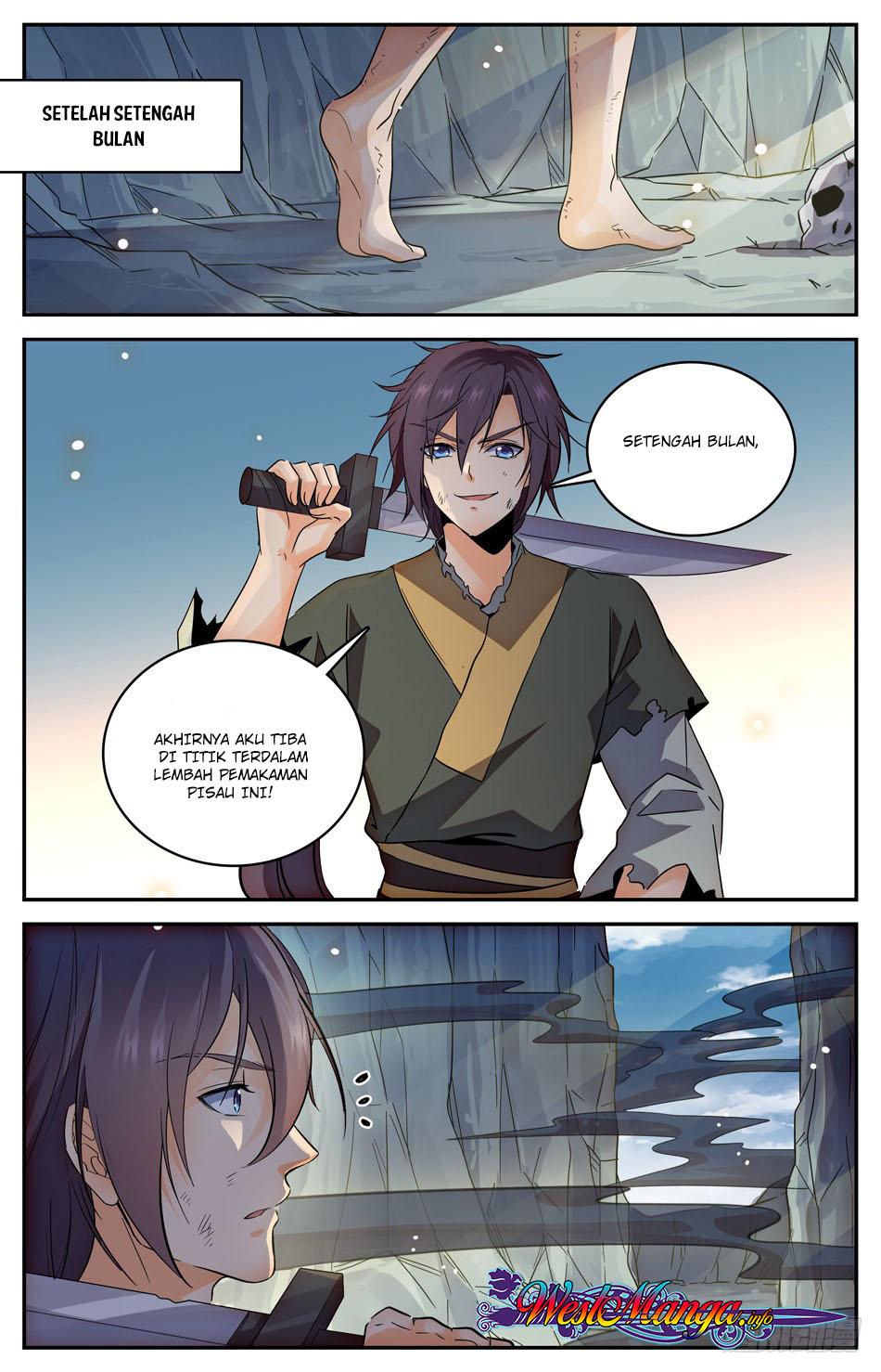 Lian Fei Wei Bao: Chapter 19 - Page 9