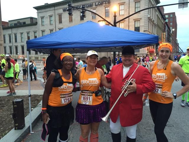 urban bourbon half marathon pre race