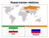 Iran - Russia Relations
