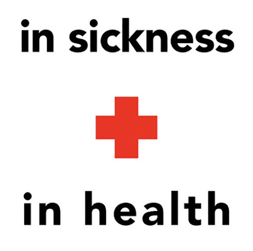 In sickness and in health podcast logo