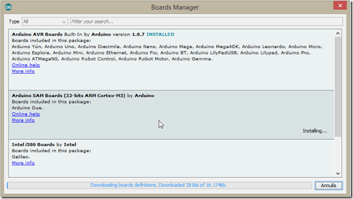 4 Download libraries thumb1 - Sviluppare con Arduino due