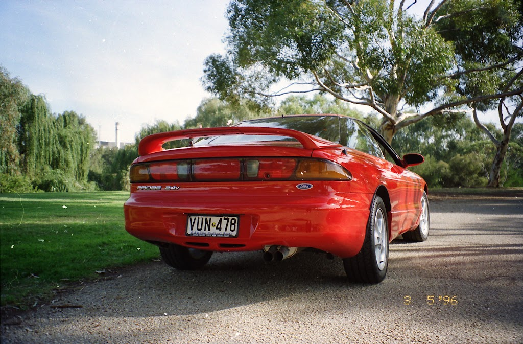 0420Ford Probe 1996