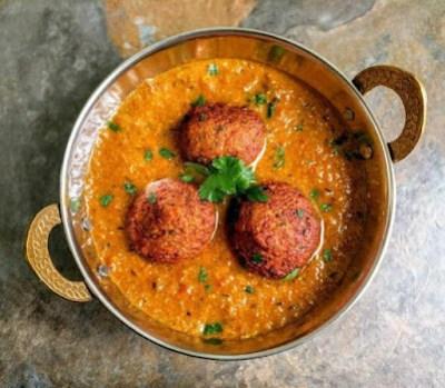 Vegetarian Nargisi Kofta Recipe