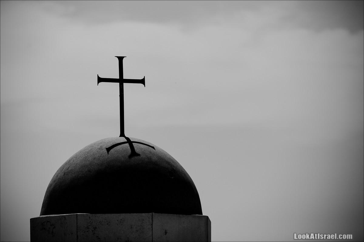 Одно фото креста