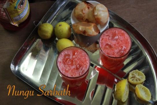 Nungu Sarbath1