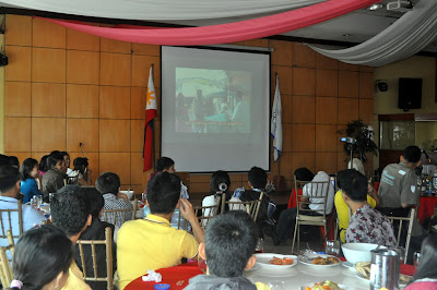 Video Presentation Contest (Relationships) from 3rd Year DACDT A, DACDT B, DBC C and DACDT/DBT A of Quezon Campus