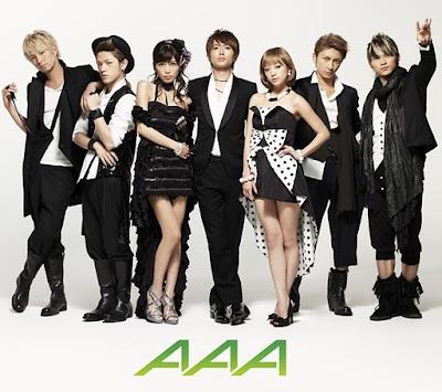AAA(白組2番目)