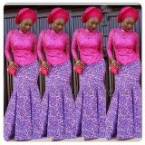 Trendy Ankara Styles For Traditional Wedding 2017