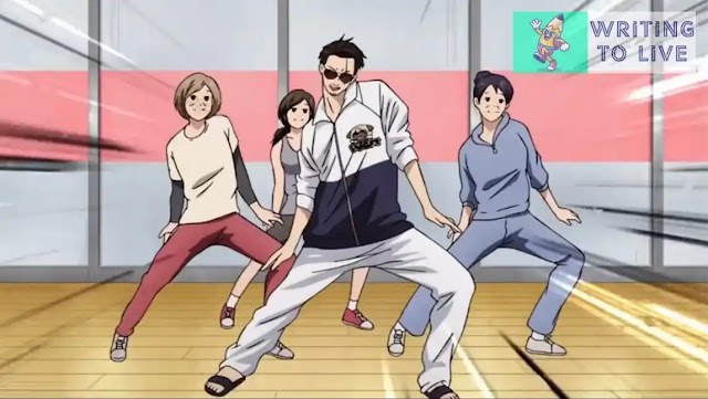 Shot-Of-The-Way-Of-The-Househusband-Anime-Review-Article-By-Writing-To-Live-Blog