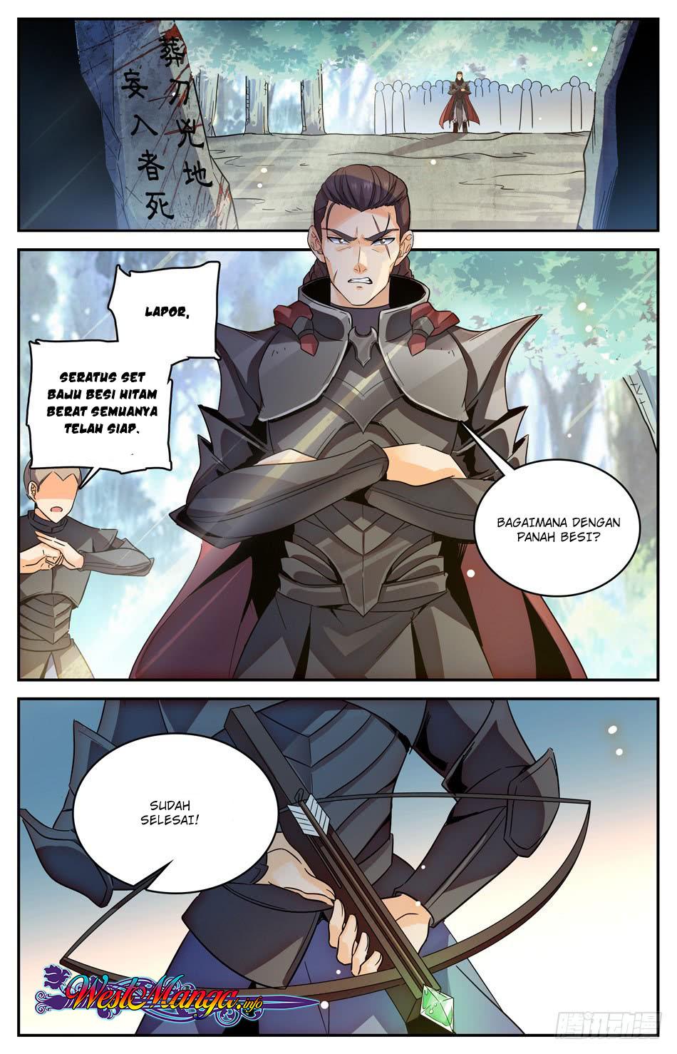 Lian Fei Wei Bao: Chapter 19 - Page 7