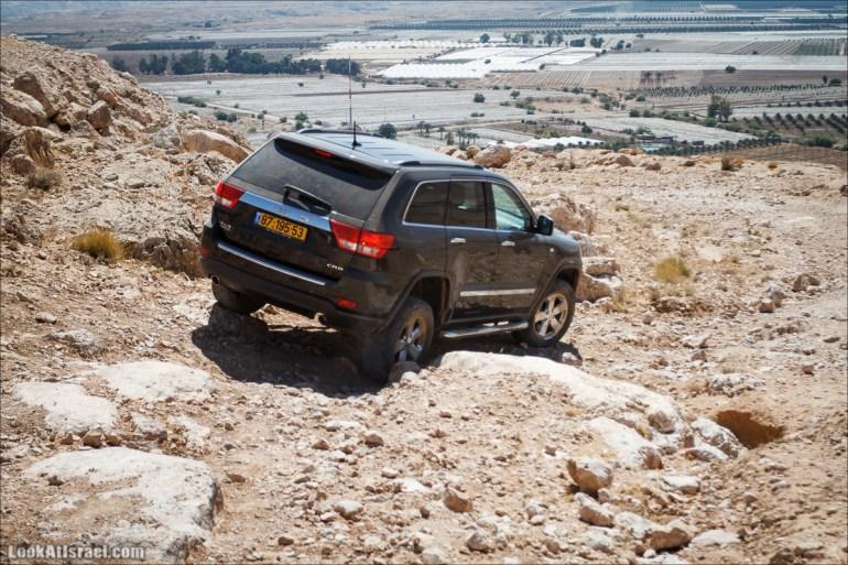 Путешествие на джипах 4x4 по Иорданской долине   LookAtIsrael.com - Фото путешествия по Израилю