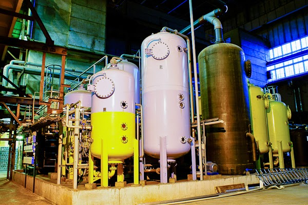 Systems Contracting Tanks and Piping for Chemical Industry