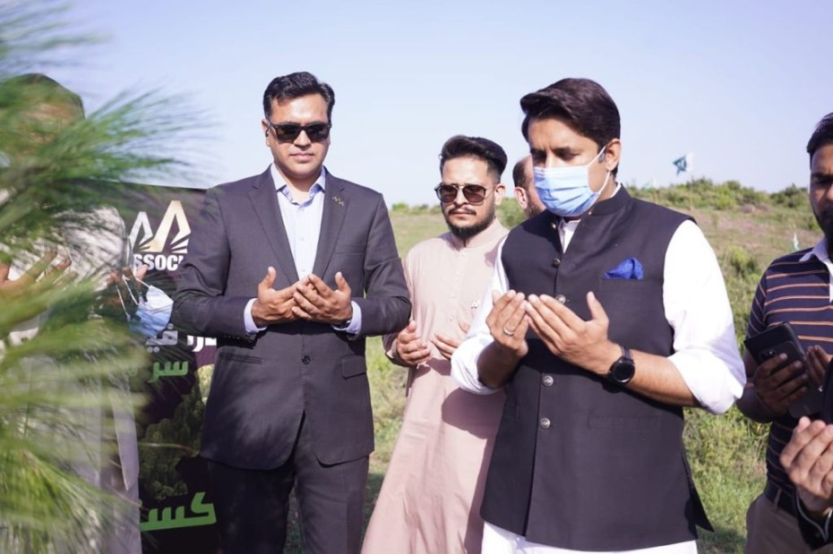 ICT and AAA Associates Launch Monsoon Plantation drive envision of PM Clean Green Pakistan